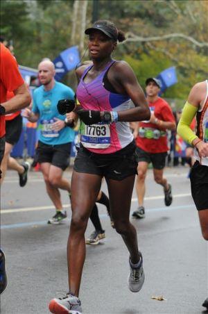 2017 New York City Marathon - Mile 26