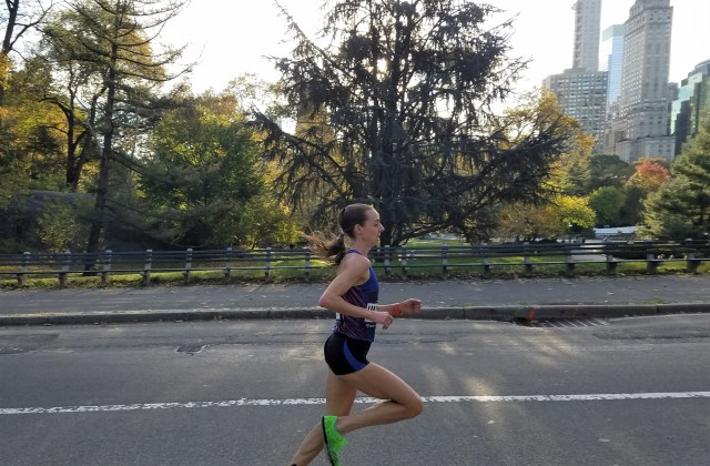 Molly Huddle Dash to the Finish 5K