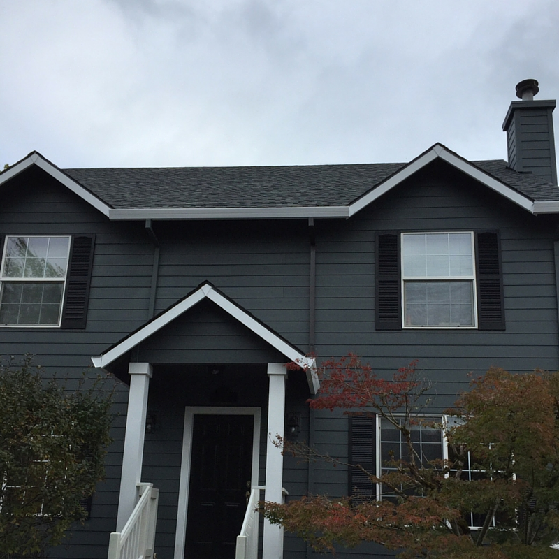 Choosing the right gutter color jts west coast gutter for Does a house need gutters