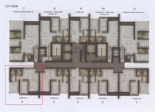 Dijual Apartemen Lexington Residence Pondok Pinang - Dekat ...