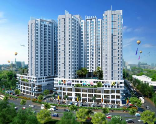 T Plaza Apartment For At Bendungan Hilir Studio Type Unfurnished