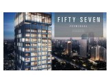Brandnew Apartemen 57 Promenade by INTILAND DEVELOPMENT Tbk at Jakarta Pusat