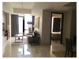 Dijual – Apartemen Ascott Kuningan – High Floor – 3BR – Unfurnished with Good Price