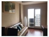 Jual Cepat/ Murah : Apartemen Puri Park View Tower B – 2 BR 35 M2 Fully Furnished