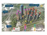 Dijual Apartemen and Shophouses at Vasanta Innopark - Studio / 1BR / 2BR at MM2100 Cibitung Bekasi