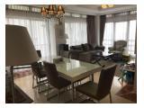 Dijual Cepat Apartemen Sommerset Grand Citra 3+1BR. Luas 172sqm Fully furnished. Sudah direnovasi