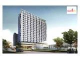 Jual Apartemen Monroe Tower Bekasi - Studio 21m2 Unfurnished