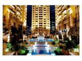 Dijual Apartemen Senayan Residence –Full Furnished View Golf
