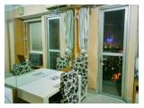 JUAL CEPAT : Apartment Maple Park Kemayoran (best view!) - Furnished