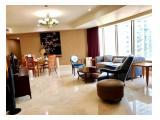 Plaza Residence (Ayana Residence / Plaza Residence) 3 BR BAGUS TERAWAT