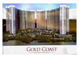 Apartemen Gold Coast Luas 51 m2