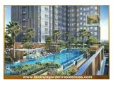 Jual Apartemen Lavanya Garden Cinere Depok - 1 BR 24m2 Unfurnished