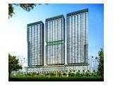 Tampak Gedung: Tower Tulip, Tower Rose dan Tower Lotus