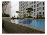 Jual Apartemen Spesial 550jt unit 2BR hadap kolam Bassura City - Lobby sebelah Starbucks