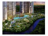 Jual CEPAT apartemen Metro Park Kedoya 2BR (58m2) - HOEK- UNFURNISH