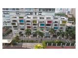 Dijual Cepat Apartemen Istana Sahid Luas 130 m2 Tower Melati 2+1BR Furnished