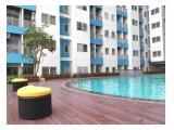 Jual Apartemen The Nest Puri Tangerang - 2 BR 44m2 Unfurnished
