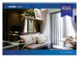 Show Unit Royal Heights Apartment Bogor