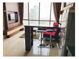 Dijual Apartemen Kemang Mansion – Type Studio (Size 62m2) Fully Furnished. Harga Sudah Termasuk Biaya Peralihan.