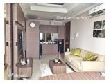 Dijual (BU) Apartemen Denpasar Residence - 1BR - Luas 48m2 - Full Furnished New - (Bisa KPA)