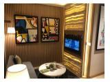Special Promo cicilan 3 JUTAAN TANPA DP Apartement Collins Boulevard - 2BR Semi Furnished