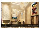 Dijual Apartemen Raffles Residence 4+1BR (Type D)