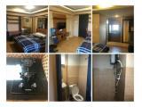 Dijual Apartemen Kebagusan City, Tipe Studio, 1 BR, dan 2 BR, Unfurnished & Full Furnished