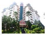 Dijual Cepat/Disewakan Apartemen Pondok Klub Villa – 110 Sqm 2 BR Full Furnished