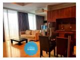 Jual RESIDENCE 8 Apartment ; SCBD - Jakarta Selatan. 1 / 2 / 3  Bedrooms. ★ Fully Furnished