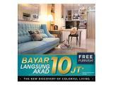 pejaten Park Residence living room