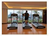 [BD73DB] Jual Apartemen Menteng Park Jakarta Pusat - Studio 28m2 Furnished