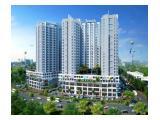 Jual Apartemen T Residence Jakarta Pusat - Studio 24.07m2 Unfurnished