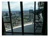 Jual Apartemen Denpasar Residence Kuningan City 3BR Type Oval Unfurnished High Floor View Mega Kuningan