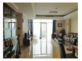 For Sale Essence Darmawangsa Apartment South Tower - 3BR (185 sqm) Corner Unit