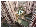 Dijual Apartemen Taman Rasuna di Jakarta Selatan - 3+1 BR Furnished - Middle Floor