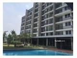 Dijual Cepat 2 Br Apartement Lexington Residence Jakarta Selatan - Full Furnished