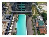 DIJUAL DISTRICT 8 @ SCBD 228m BEST LAY-OUT UNIT POOL VIEW 11,9 M GARANSI HARGA TERMURAH