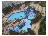 APartemen Kalibata City Tower Palem VIEW POOL Sertifikat 2BR Furnish MURAH