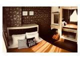Jual APartemen bassura city Studio 330jt All in, 1Bedroom 390jt ,2BR 450-525jt All in