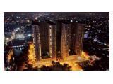 Apartement sgt strategis lokasi central bisnis, dgn promo free interior dan rental guarantee operator bt reddoorz