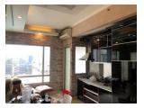 Interior mewah dan kitchen set berkwalitas baik
