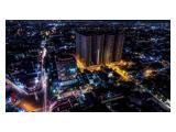 Apartemen lokasi stretagis kota Bandung, DP 20% bisa dihuni, Angsuran 3 tahun tanpa bunga