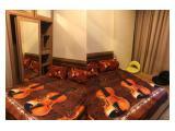 Jual Apartemen Capitol Park Residences Salemba – Studio Furnished Lantai 8, Pool View