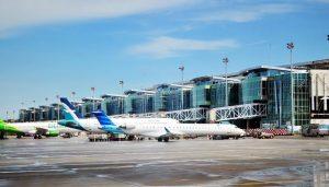 Bandara Sepinggan, Balikpapan