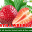 Buah Strawberry segar