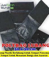 Polybag Lubang 30x30cm