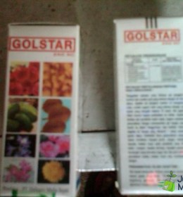 Pupuk Gold star