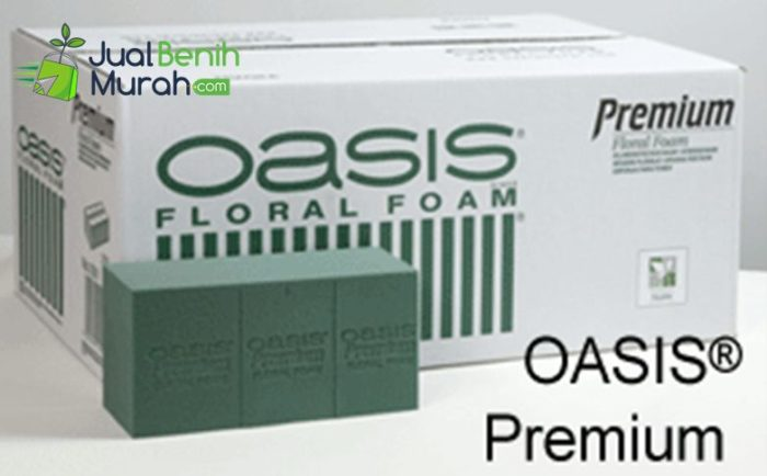 Oasis Indocell Floral Foam box