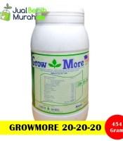 growmore 20-20-20 - 454 gram
