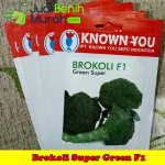 Benih Brokoli Green Super F1 (Known You Seed)